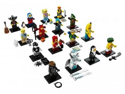 LEGO 71013 - Минифигурки LEGO серия 16