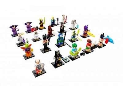 LEGO 71020 - Минифигурки БЭТМЕН