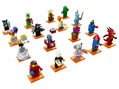 LEGO 71021 - Минифигурки LEGO Юбилейная серия