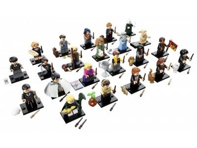 LEGO 71022 - Гарри Поттер и Фантастические твари