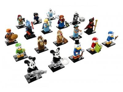 LEGO 71024 - Минифигурки Серия Disney 2