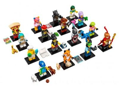 LEGO 71025 - Минфгурки LEGO серия 19