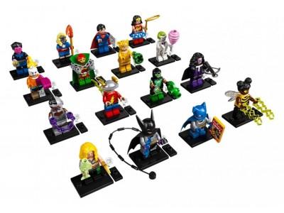 LEGO 71026 - Минифигурки DC Super Heroes