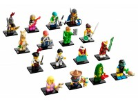 Минифигурки LEGO: Серия 20