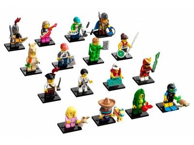 LEGO 71027 - Минифигурки LEGO: Серия 20