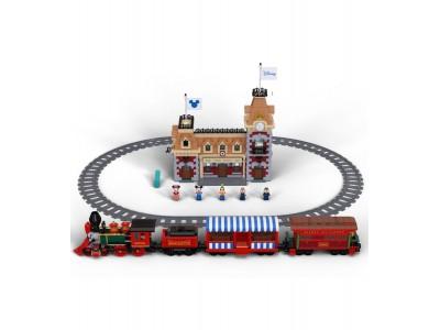 LEGO 71044 - Поезд и станция LEGO Disney