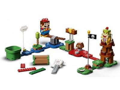LEGO 71360 - Приключения вместе с Марио. Стартовый набор