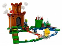 Охраняемая крепость