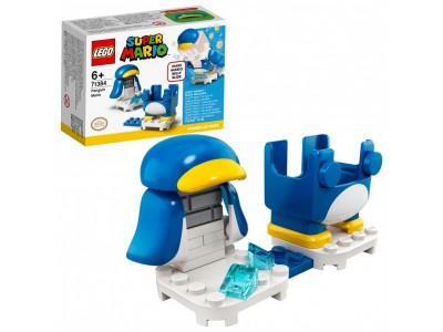 LEGO 71384 - Марио-пингвин