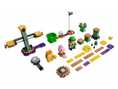 LEGO 71387 - Стартовый набор Приключения вместе с Луиджи