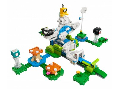 LEGO 71389 - Дополнительный набор Небесный мир лакиту