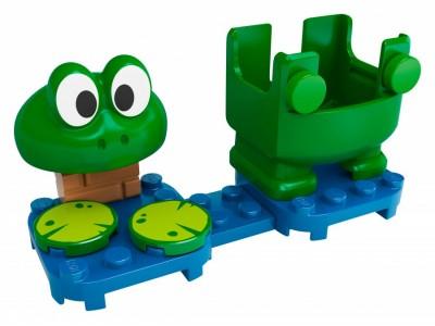 LEGO 71392 - Набор усилений Марио-лягушка