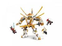 Золотой робот