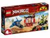 LEGO 71703 - Бой на штормовом истребителе