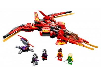 LEGO 71704 - Истребитель Кая