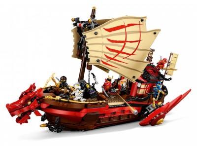 LEGO 71705 - Летающий корабль мастера Ву