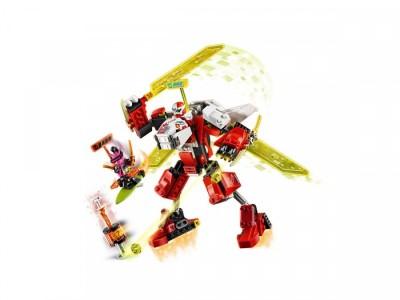 LEGO 71707 - Реактивный самолёт Кая