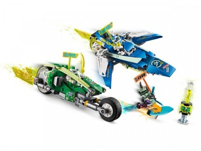 LEGO 71709 - Скоростные машины Джея и Ллойда