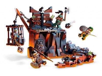 LEGO 71717 - Путешествие в подземелье черепа