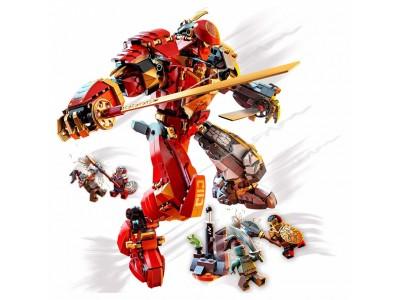 LEGO 71720 - Каменный робот огня