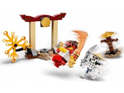 LEGO 71730 - Легендарные битвы: Кай против Армии скелетов
