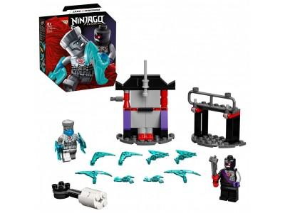 LEGO 71731 - Легендарные битвы: Зейн против Ниндроида