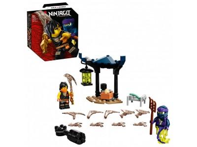 LEGO 71733 - Легендарные битвы: Коул против Призрачного воина