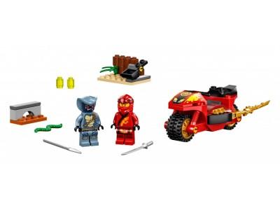 LEGO 71734 - Мотоцикл Кая