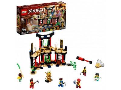 LEGO 71735 - Турнир стихий