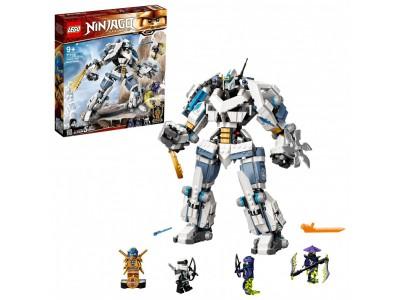 LEGO 71738 - Битва с роботом Зейна