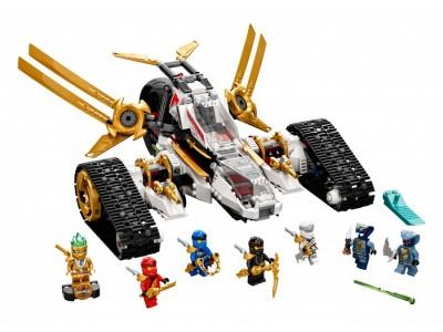 LEGO 71739 - Сверхзвуковой самолёт