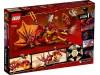 LEGO 71753 - Атака огненного дракона