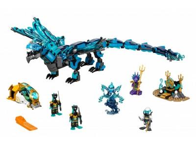 LEGO 71754 - Водный дракон
