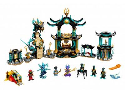 LEGO 71755 - Храм Бескрайнего моря