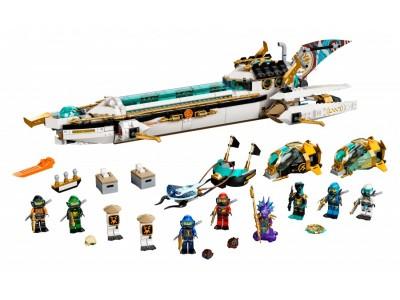 LEGO 71756 - Подводный Дар Судьбы