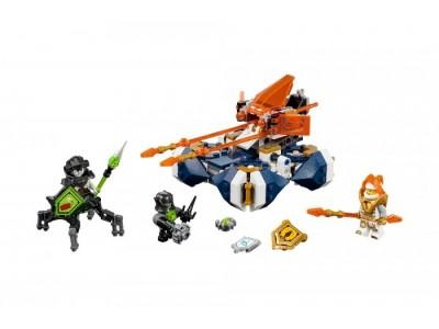 LEGO 72001 - Летающая турнирная машина Ланса