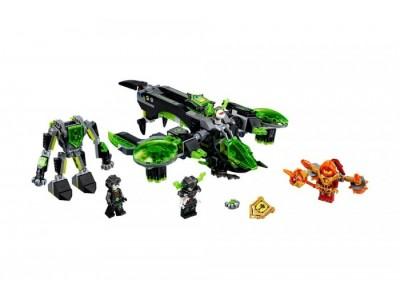LEGO 72003 - Неистовый бомбардировщик