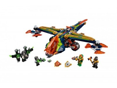 LEGO 72005 - Аэро-арбалет Аарона