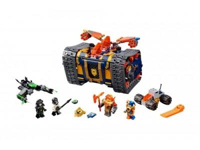 LEGO 72006 - Мобильный арсенал Акселя