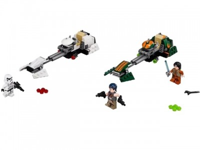 LEGO 75090 - Скоростной спидер Эзры