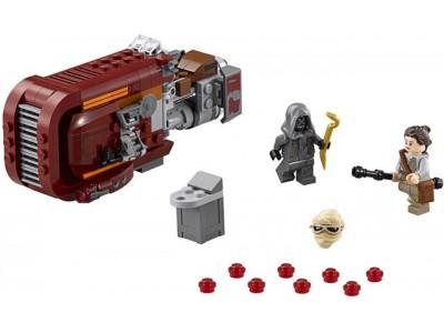 LEGO 75099 - Спидер Рей