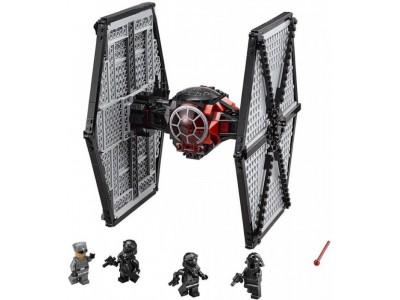 LEGO 75101 - Специальный перехватчик TIE Первого порядка