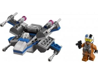 LEGO 75125 - Микрофайтер Истребитель джедаев