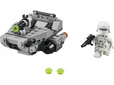 LEGO 75126 - Снежный спидер Первого Ордена