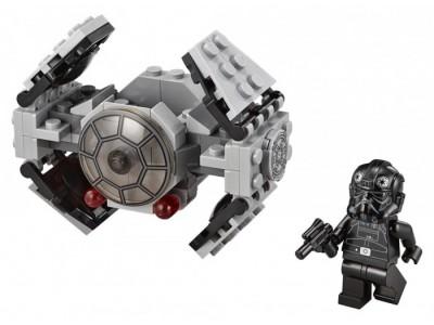 LEGO 75128 - Усовершенствованный прототип истребителя TIE