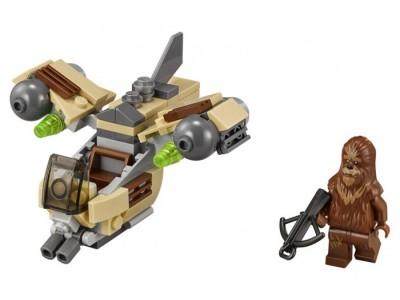 LEGO 75129 - Боевой корабль Вуки