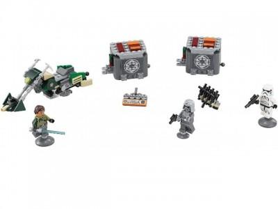 LEGO 75141 - Скоростной байк Кенана