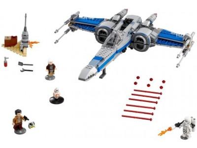 LEGO 75149 - Истребитель X - Wing Сопротивления