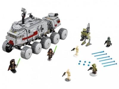 LEGO 75151 - Турботанк клонов