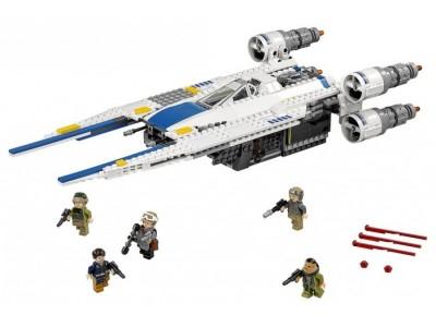 LEGO 75155 - Истребитель Повстанцев «U-Wing»